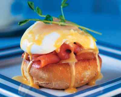 Recipe: Eggs Benedict with Smoked Salmon