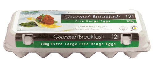 Our Brands 700g Extra Large Free Range Eggs