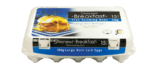 Our Brands 750g Large Barn Laid Eggs